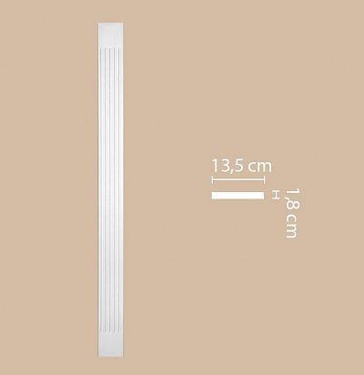 Лепнина из полиуретана DK-82200/16 Decomaster