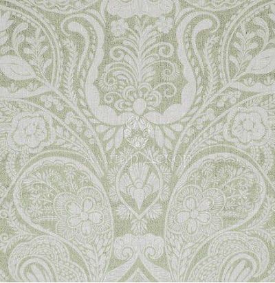 Портьерная ткань Galadreil Sage Voyage Decoration