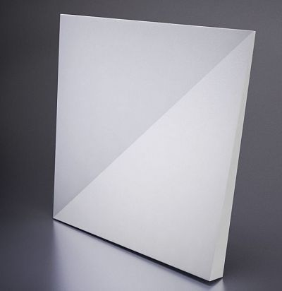M-0008 3D  Romb Дизайнерская панель из гипса ARTPOLE