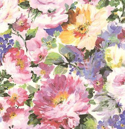 обои с цветочным принтом CD003115 Chelsea Decor Wallpapers