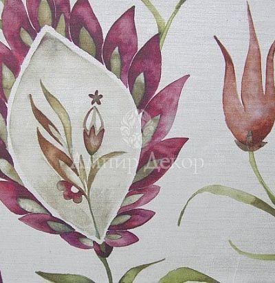 английская ткань для портьер Castello Venetian Voyage Decoration