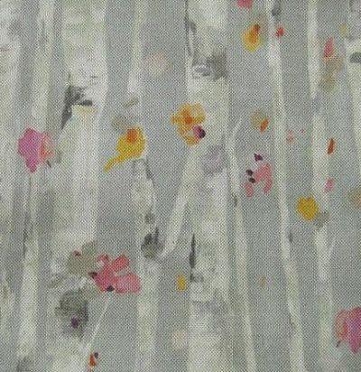 Хлопковая ткань с принтом Hopea Carnival Voyage Decoration
