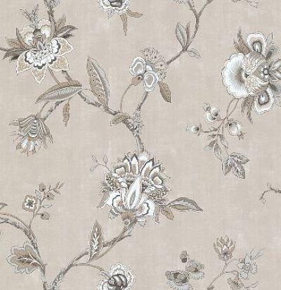 обои с цветами в тон CD003307 Chelsea Decor Wallpapers