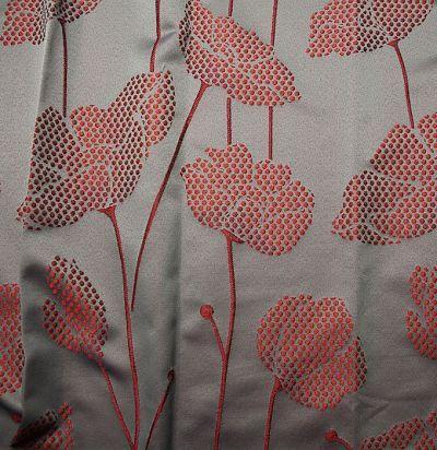 Портьерная ткань с цветами 4270-24 F Volland