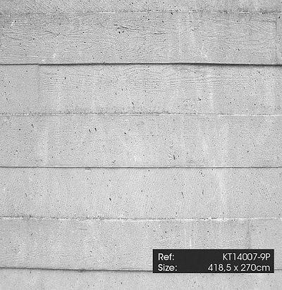 Панно KT Exclusive Just Concrete & Wood KT14007 KT Exclusive