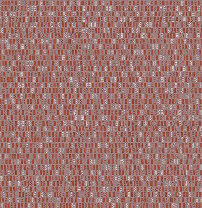 обои красно-серые 15522 Hookedonwalls