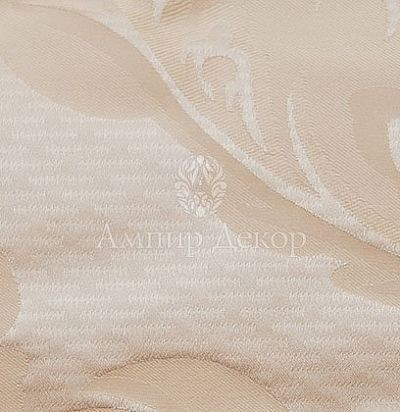 Жаккард шелк ткань с классическим рисунком SA5000-19628 Ampir Decor