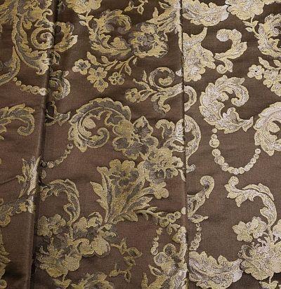 натуральная ткань с классическим узором S5509-31291 Ampir Decor