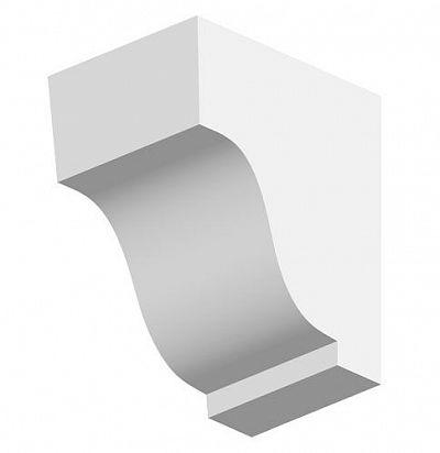 Кронштейн из дюрополимера для фасадного декора TF02 ORAC DECOR