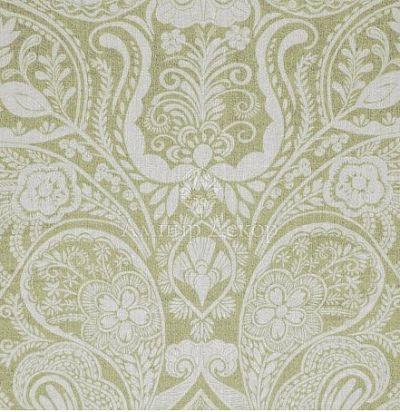 Портьерная ткань Galadreil Celery Voyage Decoration