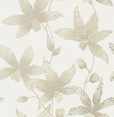 Обои Anna French Seraphina AT6044 Spotted orchid Neutral Anna French