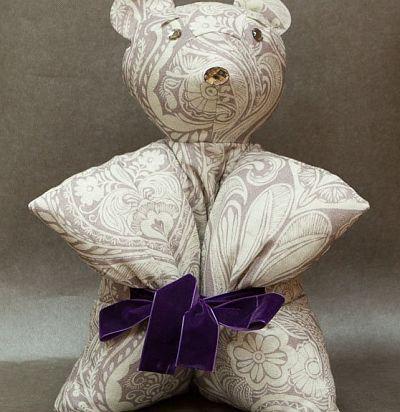 Подушка-медведь Voyage Galadreil Voyage Decoration