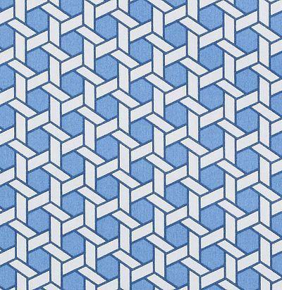 хлопковая ткань с узором геометрия 42446/5 Duralee