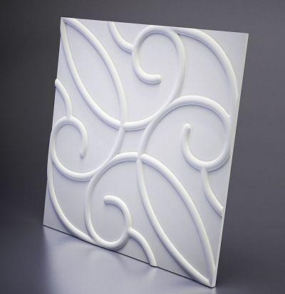 M-0007 3D  Zafira Дизайнерская панель ARTPOLE