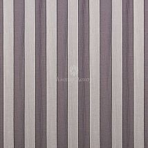Фото: Ткань в полоску 10538-2 Regent Stripe Metal/Black- Ампир Декор