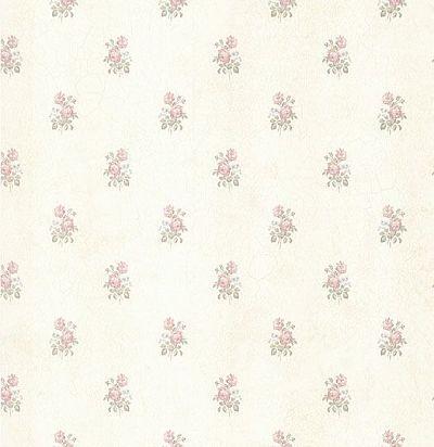 обои с мелкими цветами CD001738 Chelsea Decor Wallpapers