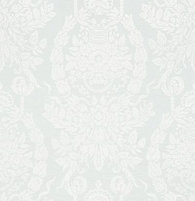 обои с растительным орнаментом AR00342 Thibaut