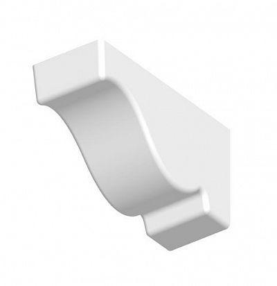 Кронштейн из полиуретана для фасадного декора TF03 ORAC DECOR