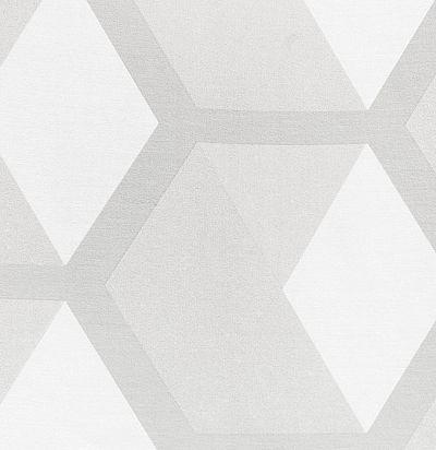светлые обои геометрия 331217 Eijffinger