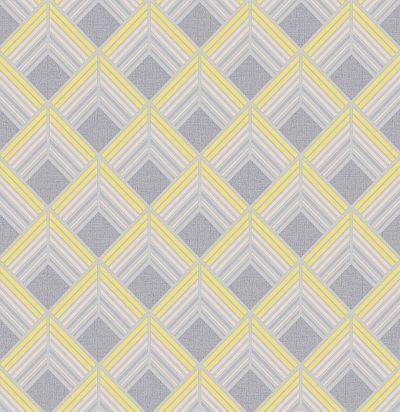 Обои с геометрией ар деко 104138 Chelsea Decor Wallpapers