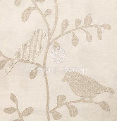 портьерная английская ткань Willow Ivory Voyage Decoration