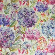 Фото: Хлопок из Англии Hydrangea Oil Cloth- Ампир Декор