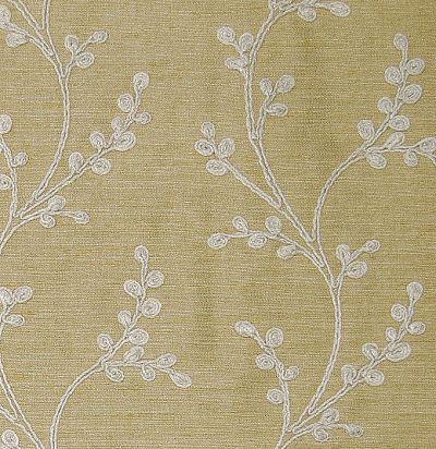 Портьерная ткань с вышивкой Sevati Corn Voyage Decoration