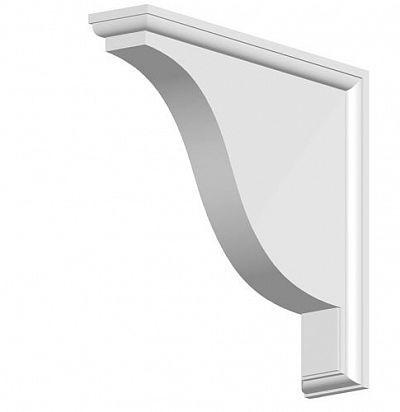 Полка из дюрополимера для фасадного декора FC01 ORAC DECOR