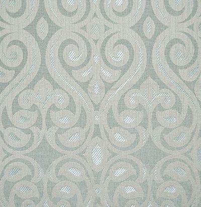 ткань из льна с узором Assan Duck Egg Voyage Decoration