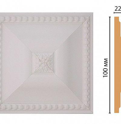 Цветная лепнина D209-115 Decomaster