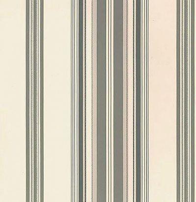 Обои в полоску пастельных тонов PRL018-06 Ralph Lauren