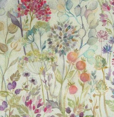 Ткань из Англии Hedgerow Oil Cloth Voyage Decoration
