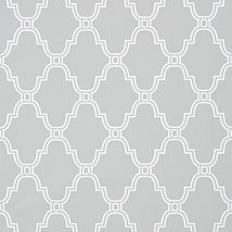 Фото: Обои Thibaut Graphic Resource T35121 Stanbury Trellis Grey- Ампир Декор