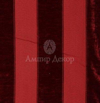 английская ткань в полоску Araya Brick Voyage Decoration