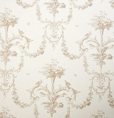Ткань Casadeco Chantilly CHT 1544 10 14 Corne d'abondance Casadeco