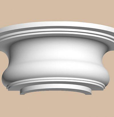 Лепнина из полиуретана 90024-3-H/2 Decomaster
