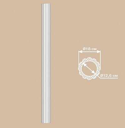 Колонны из полиуретана 90018/1 Decomaster