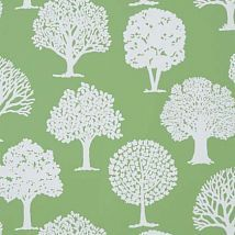 Фото: Обои Thibaut Graphic Resource T35110 Russell Square Green- Ампир Декор