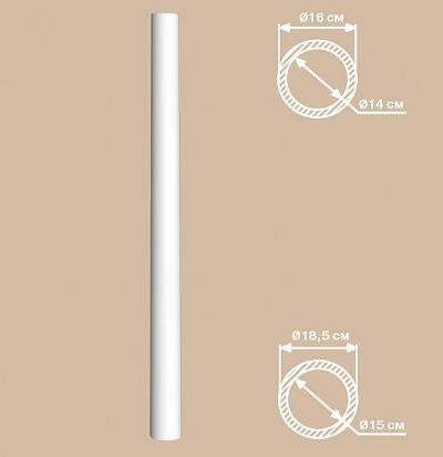 Лепнина из полиуретана 90118/1 Decomaster