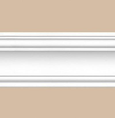 Лепнина из полиуретана DP 213/12 FLEXIBLE Decomaster