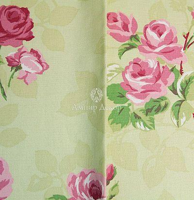 Портьерная ткань с цветочным рисунком 6240-03 Eijffinger
